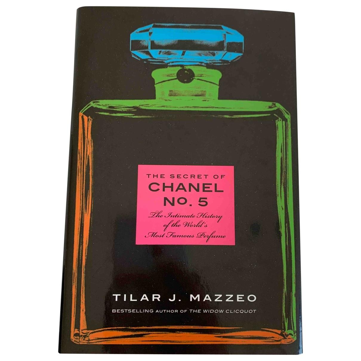 Chanel \N Multicolour Wood Fashion for Life & Living \N