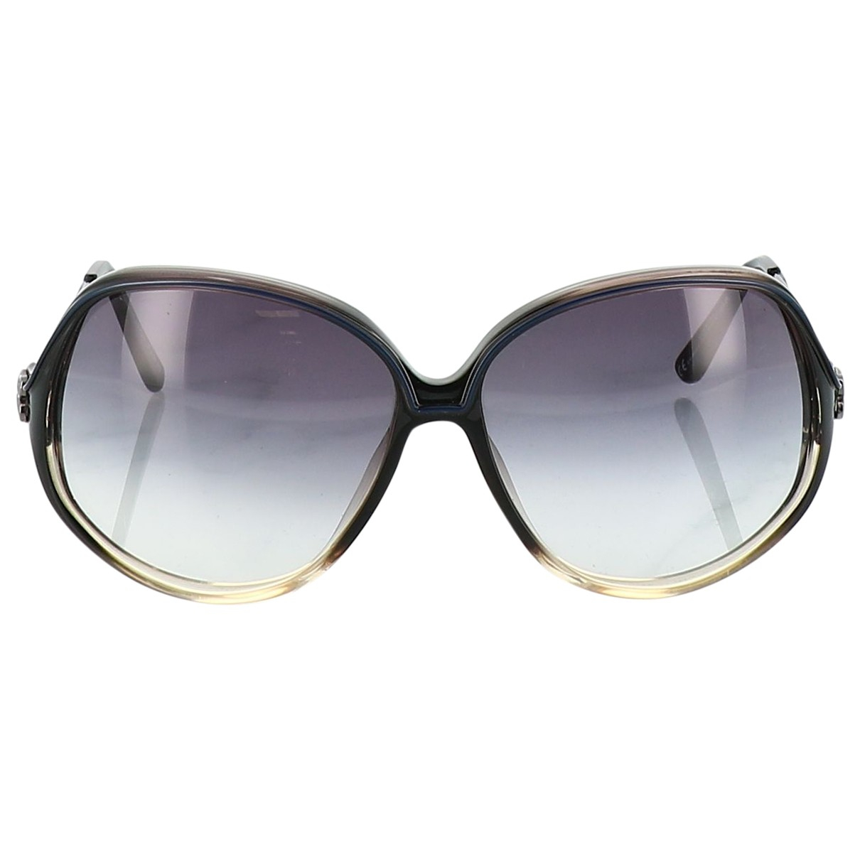 Balenciaga \N Black Sunglasses for Women \N