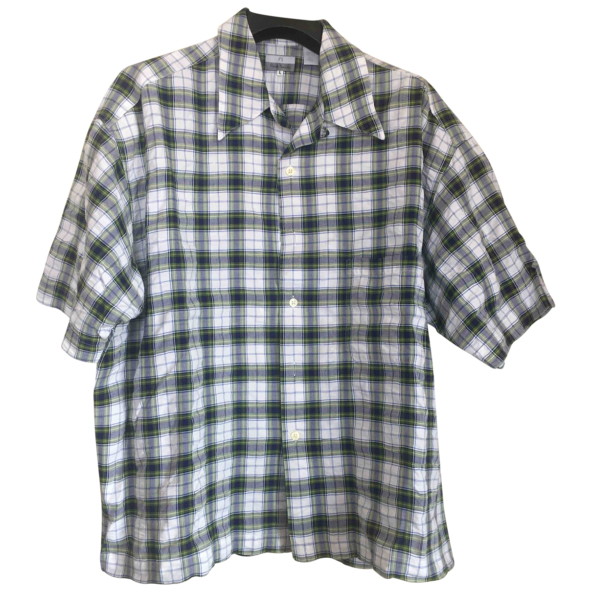 Paul Smith \N Green Cotton Shirts for Men L International