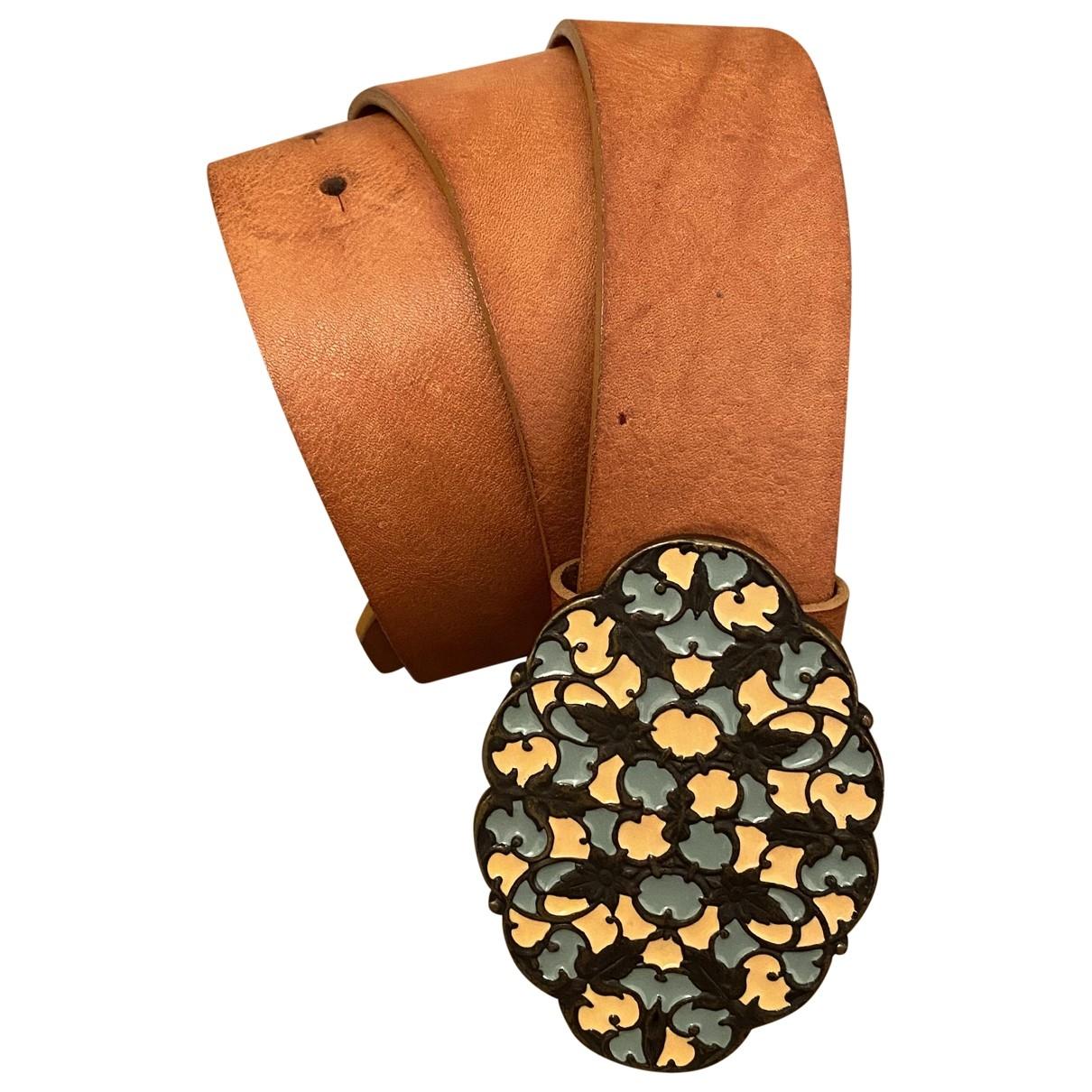 Cinturon de Cuero Paul & Joe Sister