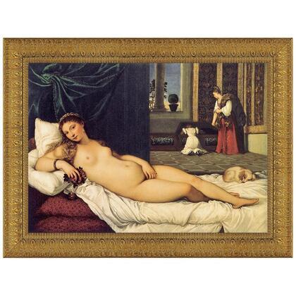 DA1961 17X14.5 The Venus Of Urbino