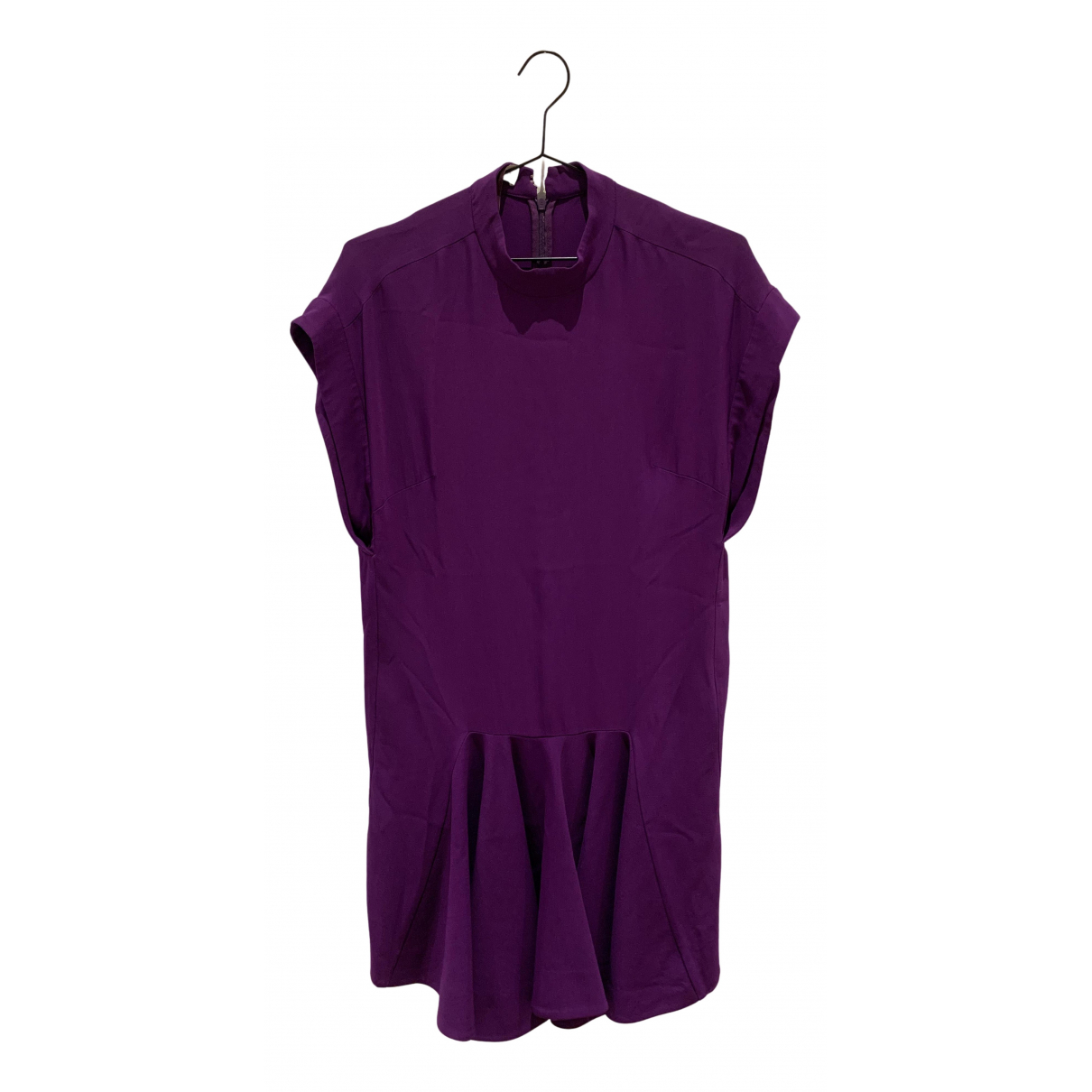 Stella Mccartney \N Kleid in  Lila Synthetik