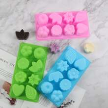 1pc Random Color Chocolate Silicone Mold