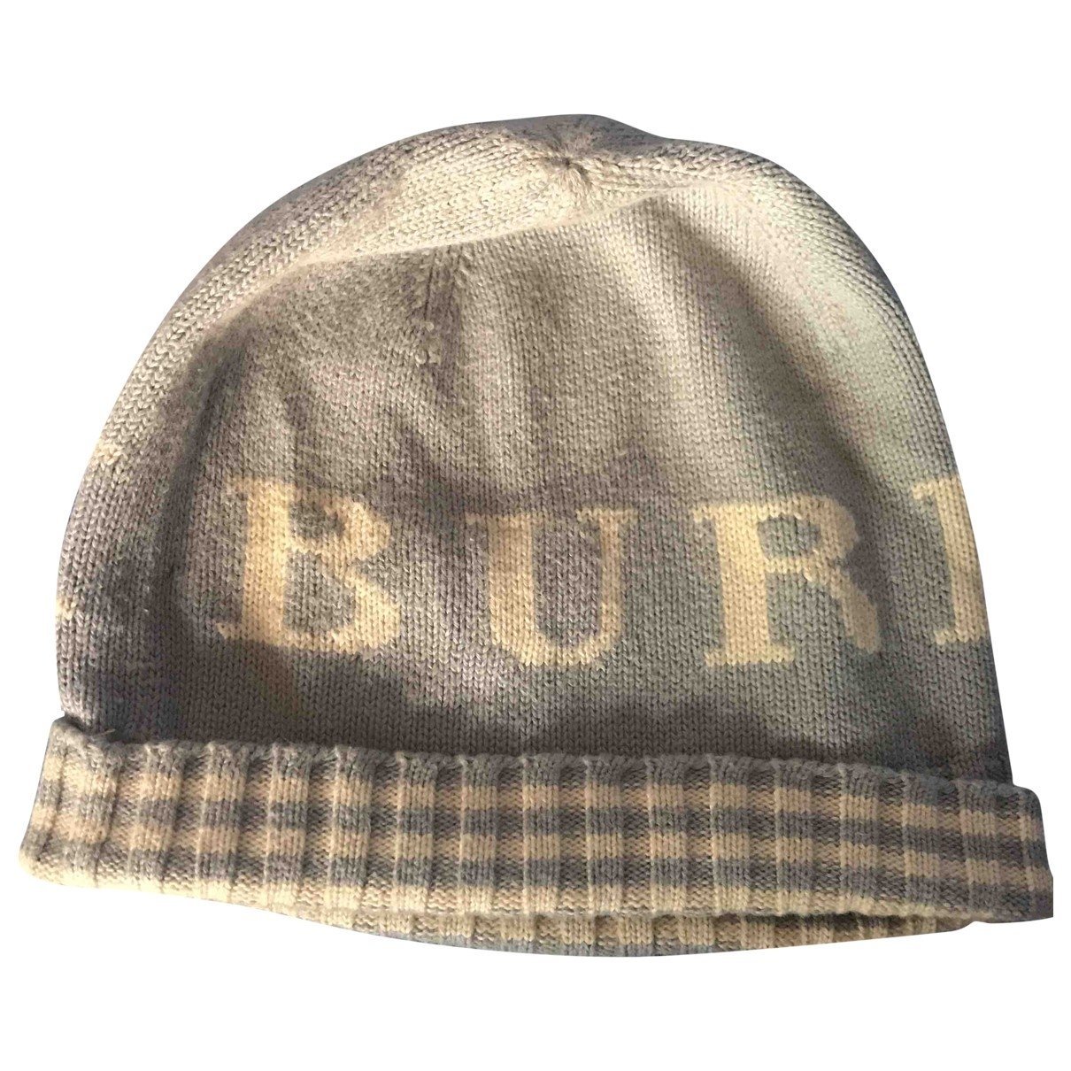 Burberry \N Cotton hat & Gloves for Kids \N