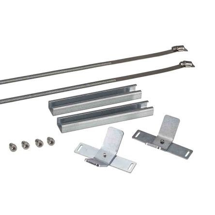 Fibox Mounting Kit for use with ARCA Enclosure Pole 100-300 (Dia.) mm