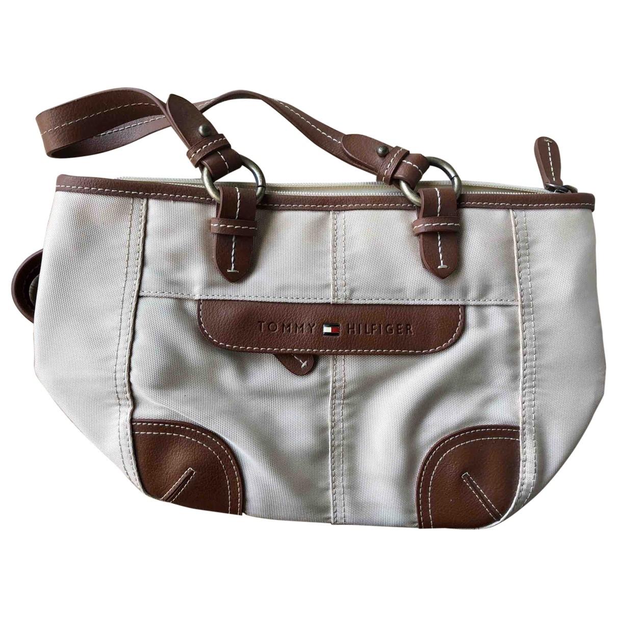 Tommy Hilfiger \N Ecru handbag for Women \N