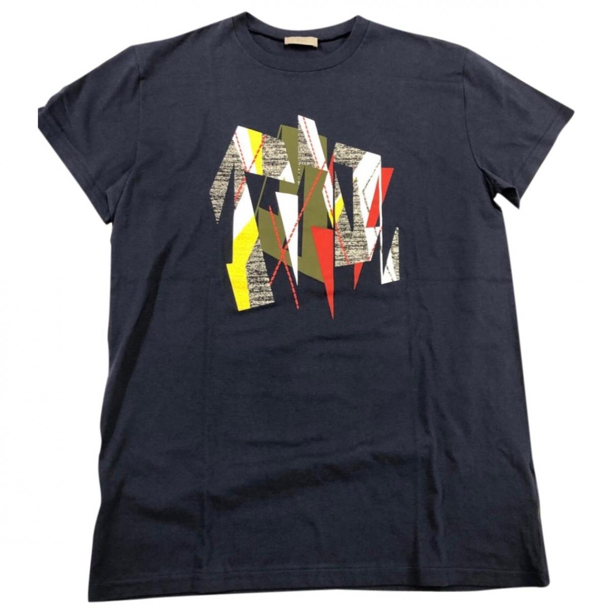 Dior Homme \N Multicolour Cotton T-shirts for Men M International