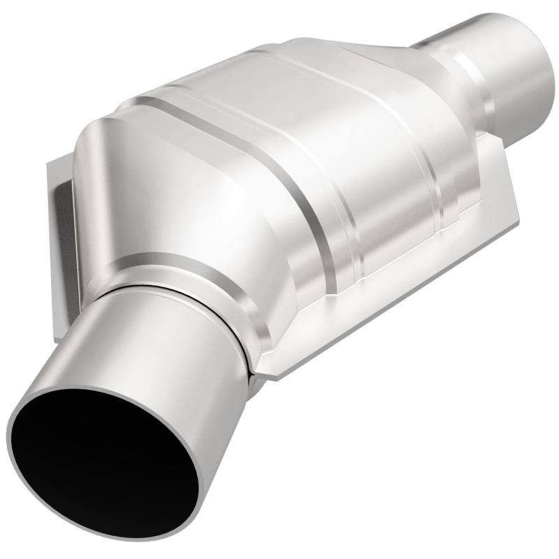 MagnaFlow 337074 Exhaust Products Universal Catalytic Converter - 2.00in.
