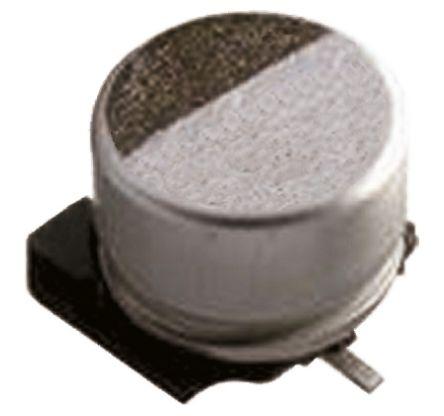 Vishay 10μF Electrolytic Capacitor 16V dc, Surface Mount - MAL215375109E3 (20)