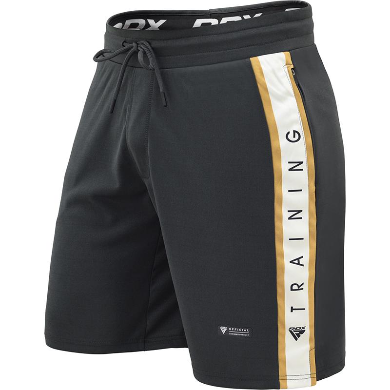 RDX T17 Aura Short de Sport X Grande Noir Polyester