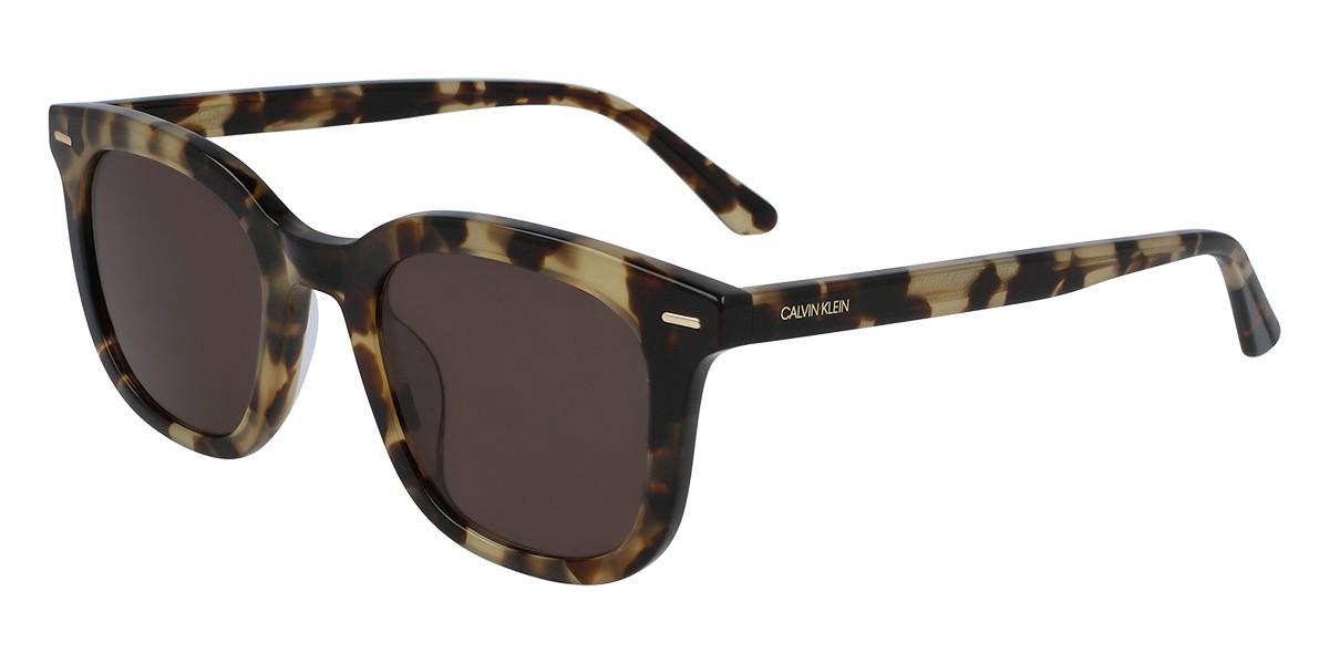 Calvin Klein CK20538S 244 Men's Sunglasses Tortoise Size 49