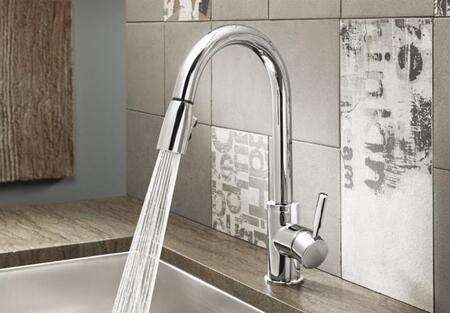 Sonoma 441761 Kitchen Faucet with Pull Down Spray  in