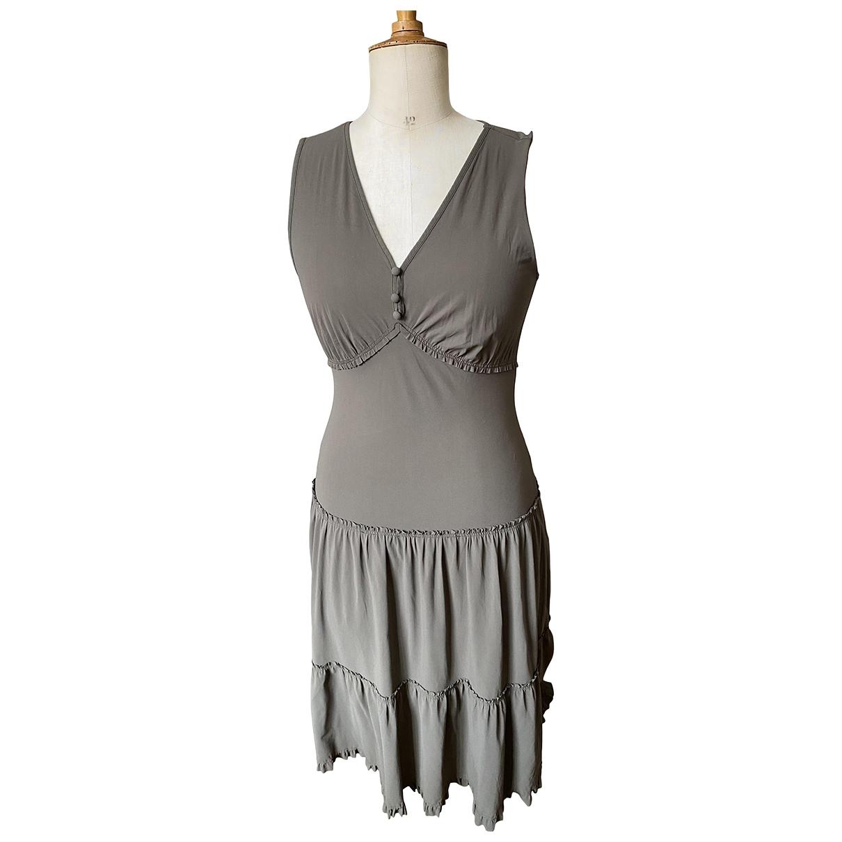 Irie - Robe   pour femme - kaki