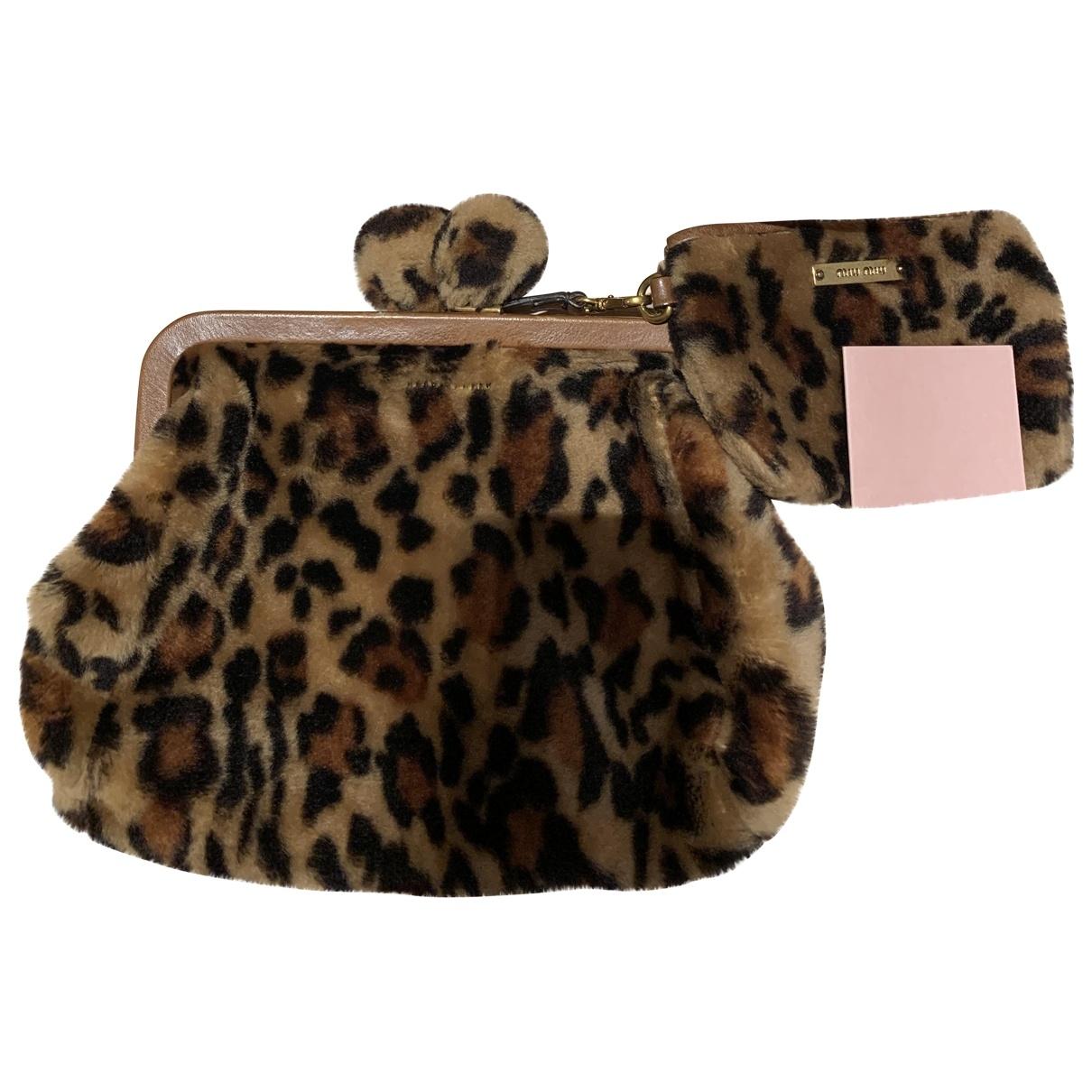 Miu Miu \N handbag for Women \N