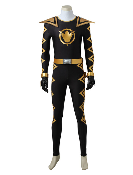 Milanoo Power Rangers Dino Thunder Halloween Cosplay Costume
