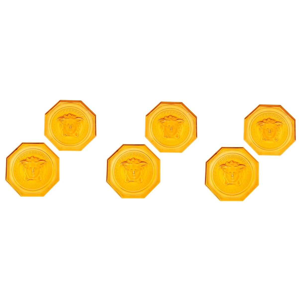 Versace \N Tischkultur in  Orange Kristall