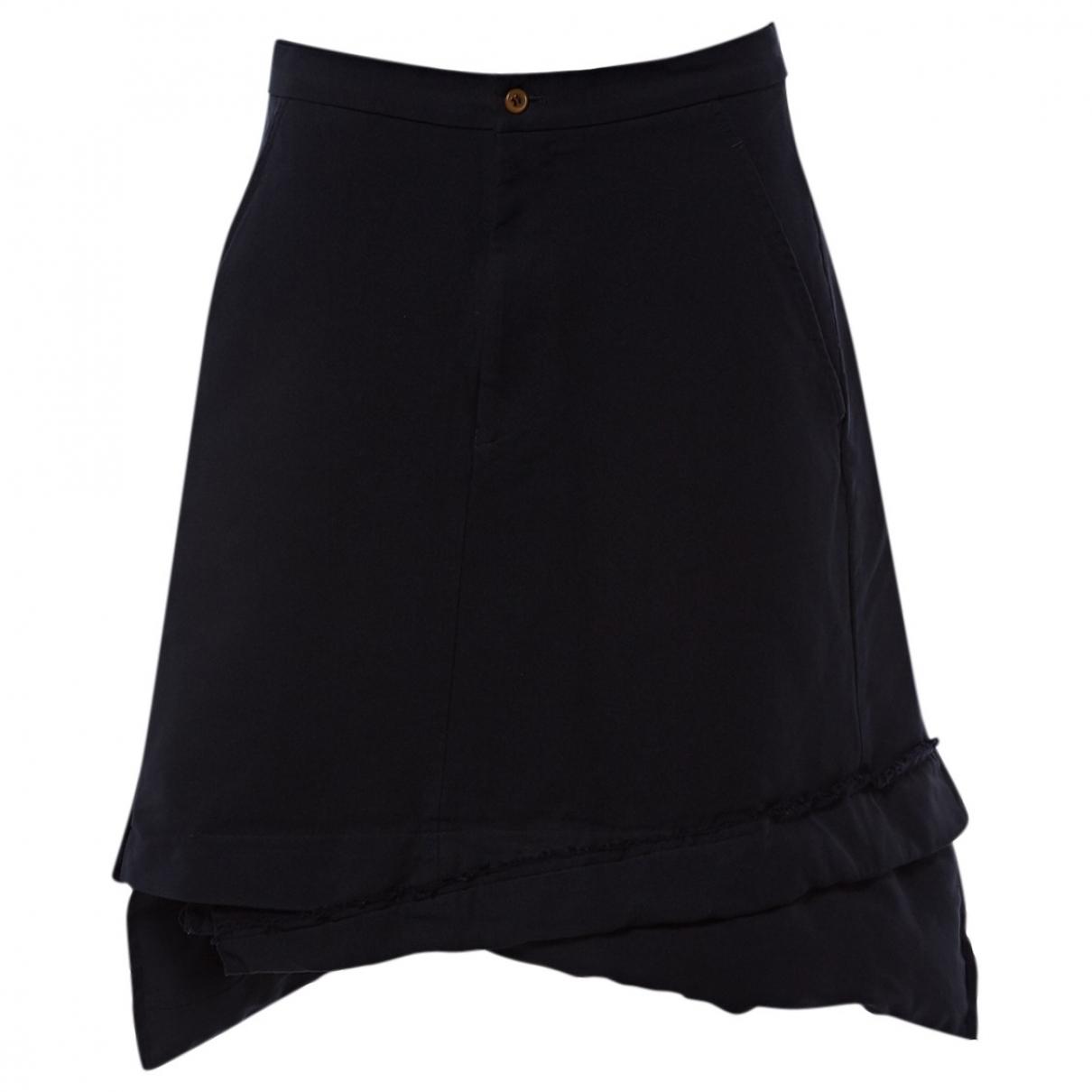Comme Des Garcons \N Navy skirt for Women M International