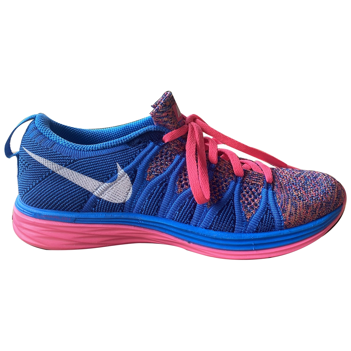Nike \N Multicolour Cloth Trainers for Women 7 US