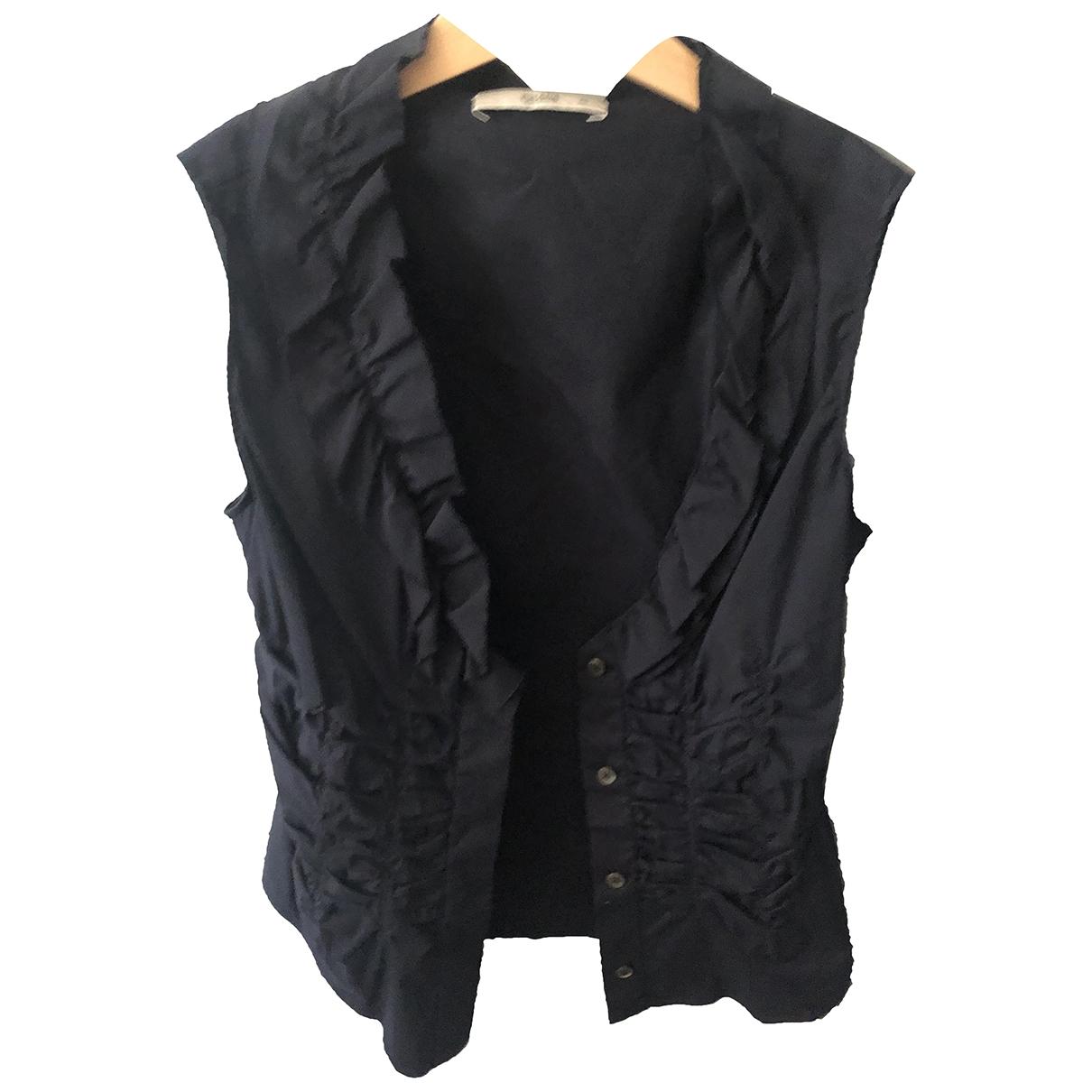 Prada \N Navy Cotton  top for Women 40 IT