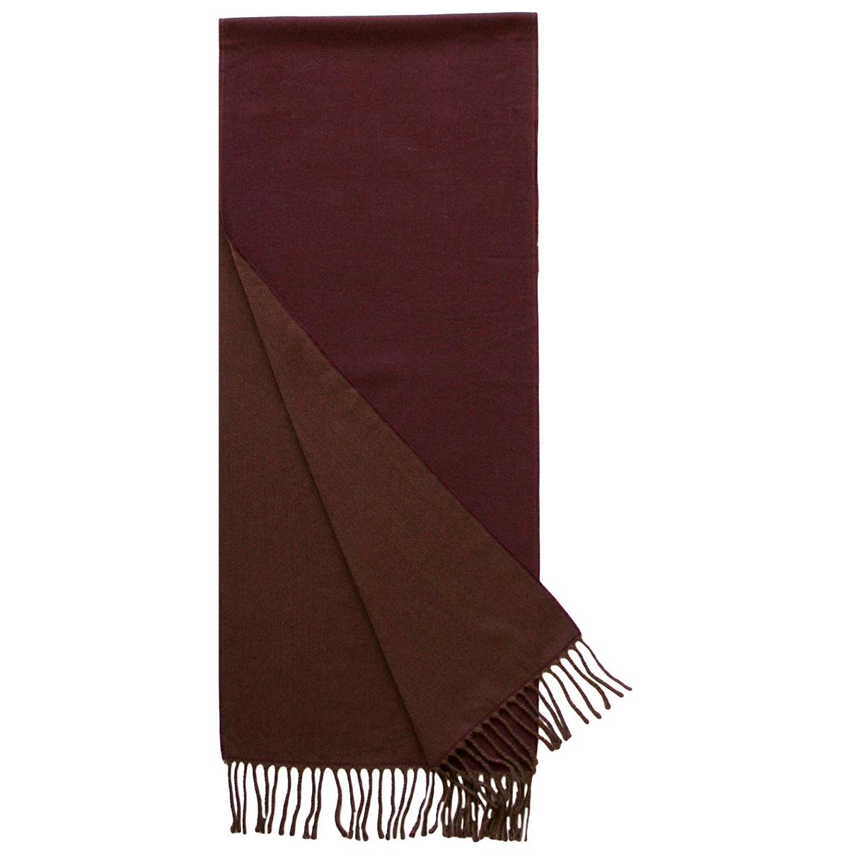 Pañuelo / bufanda de Lana Ermenegildo Zegna