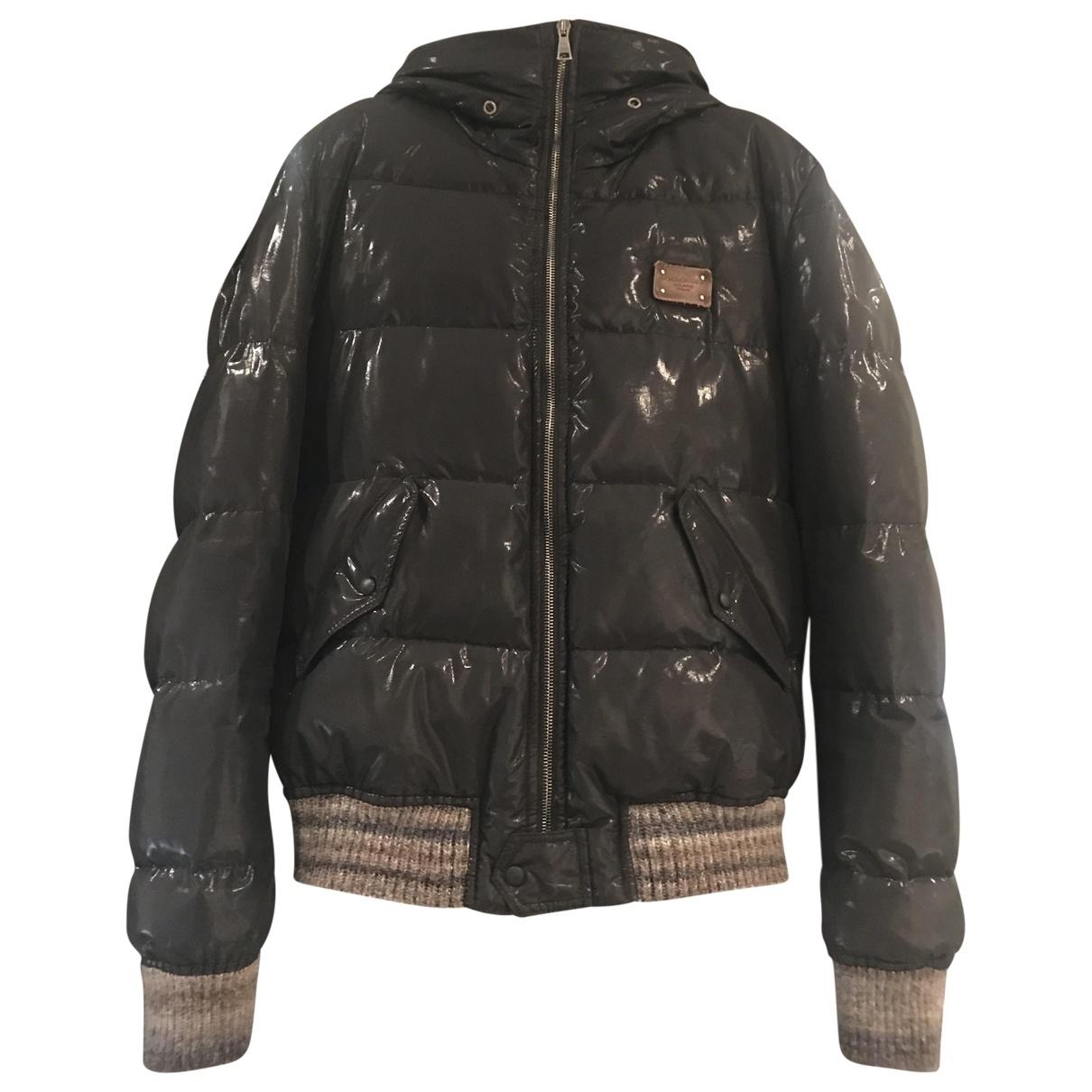 Dolce & Gabbana - Manteau   pour homme - noir
