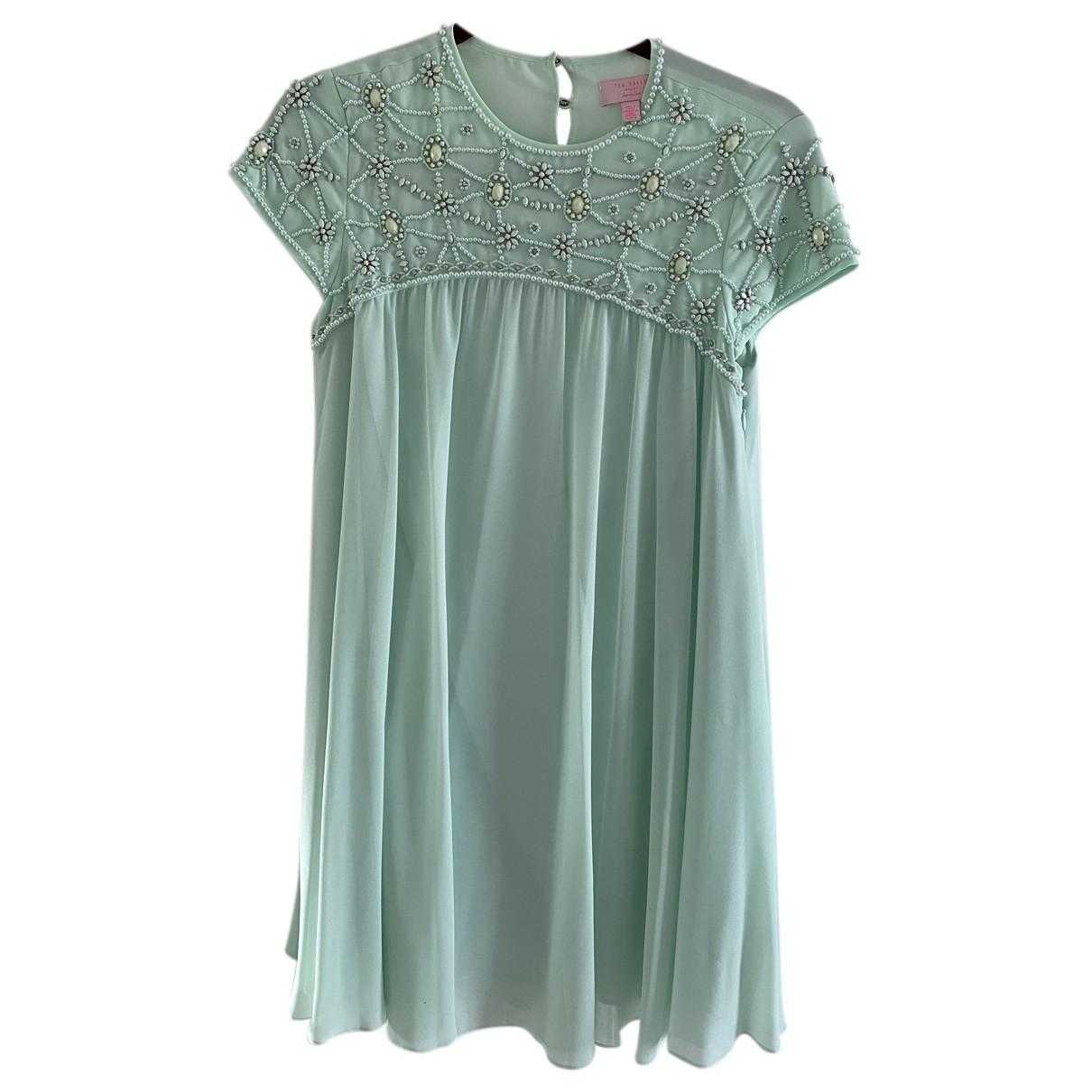 Ted Baker N Green dress for Women 0 0-5