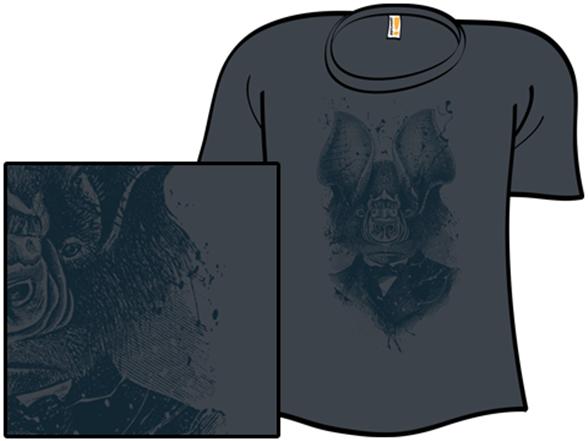 Man Bat T Shirt