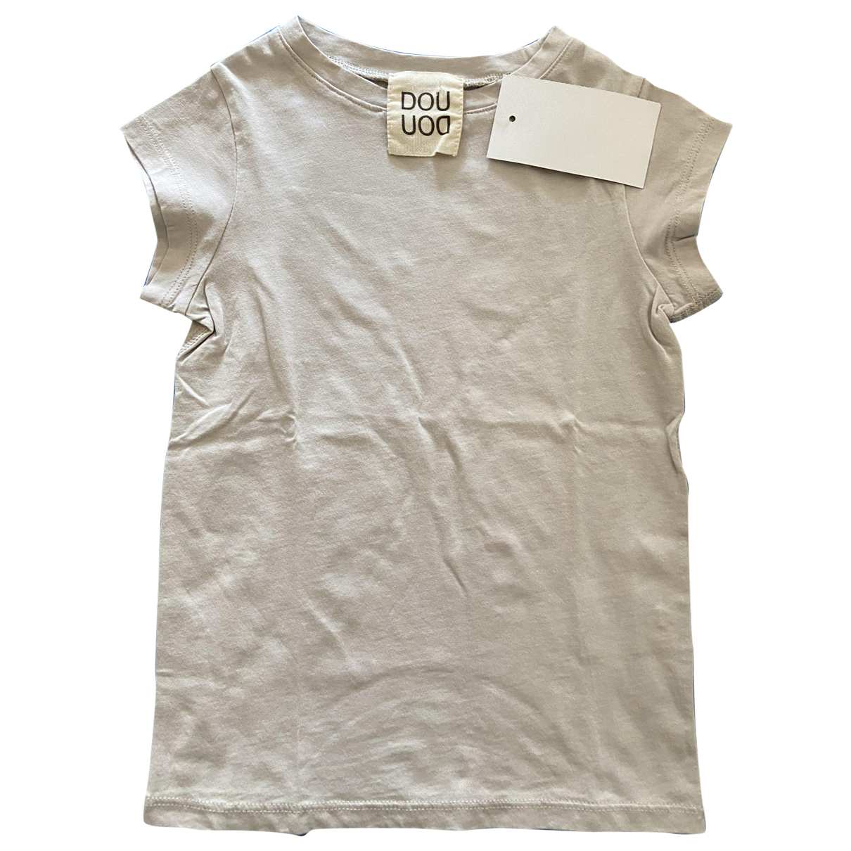 Douuod \N Grey Cotton  top for Kids 4 years - up to 102cm FR
