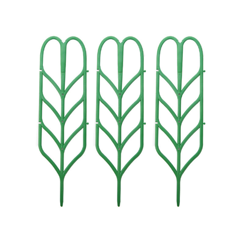 3Pcs Flower Plant Growing Support Frame Bracket Trellis Plants Climbing DIY Vine Rack Tool