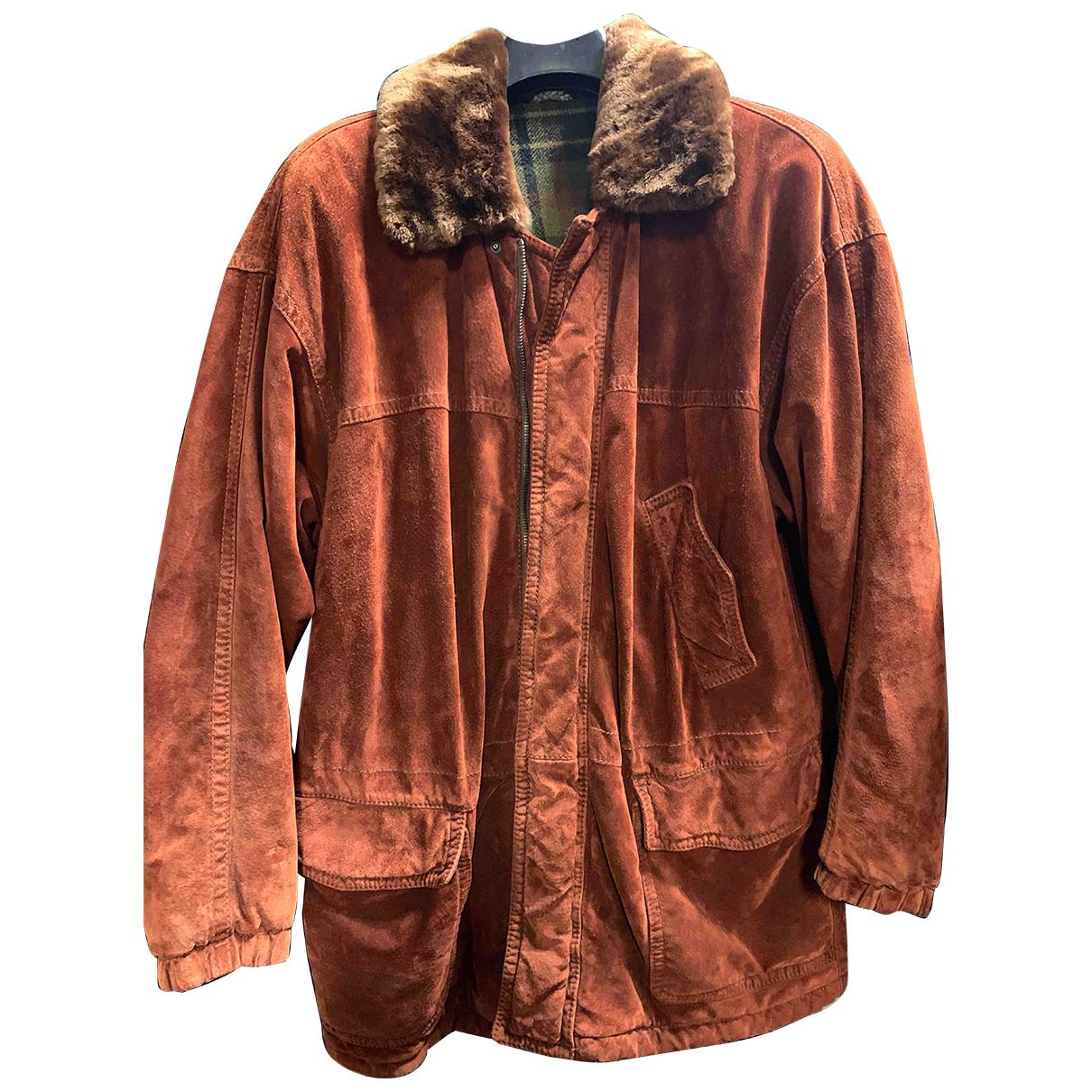 Red Valentino Garavani N Leather jacket  for Men 50 IT