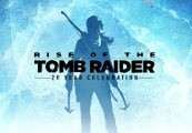 Rise of the Tomb Raider: 20 Year Celebration Edition US XBOX One CD Key