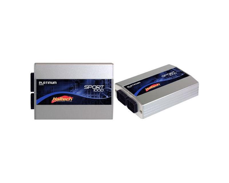 Haltech HT-051342 Platinum Sport 1000 ECU with Patch Loom Kit Mitsubishi Evo 6.5 99-00