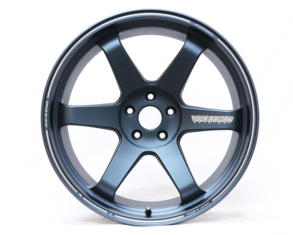 Volk Racing WVDUA820EMEG TE37 Ultra Wheel 20x12 5x114.3 20mm Matte Blue Gunmetal