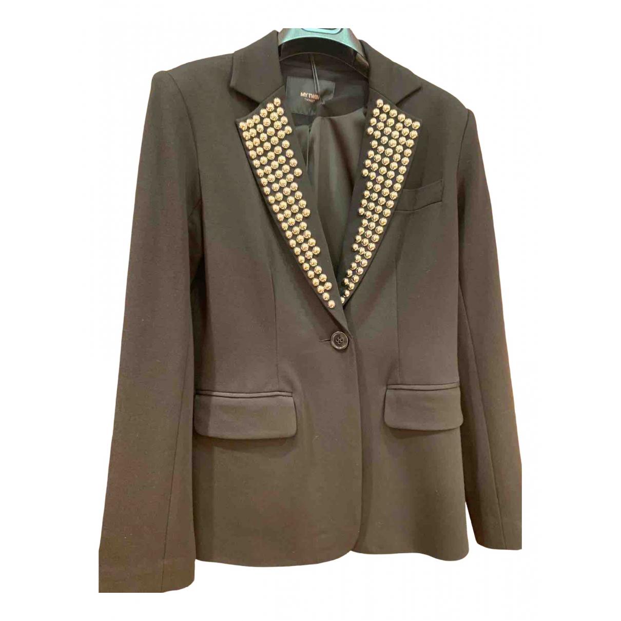 Twin Set N Black jacket for Women S International
