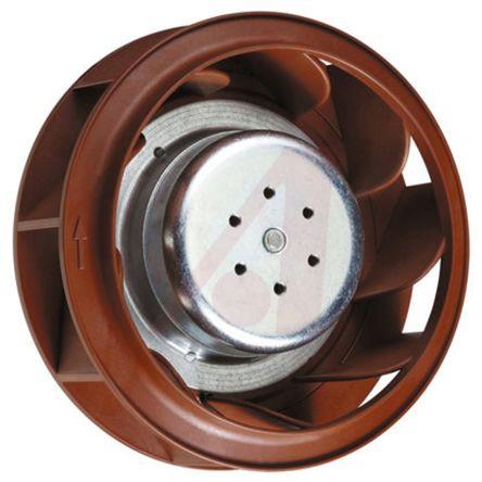 ebm-papst Centrifugal Fan 120 (Dia.) x 54 Dmm, 390m³/h, 48 V dc DC (RER120 Series)
