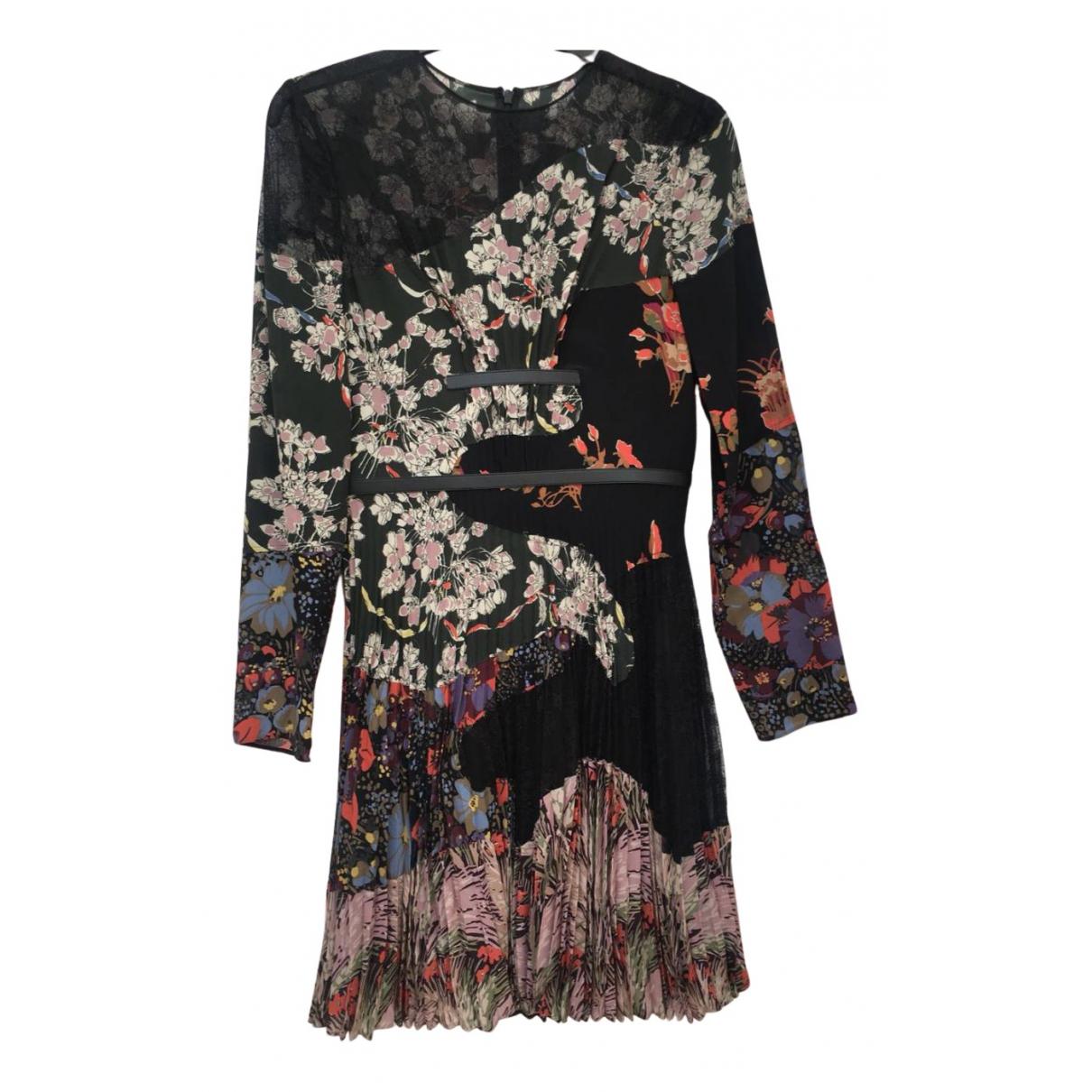 Valentino Garavani N Multicolour Silk dress for Women 40 IT
