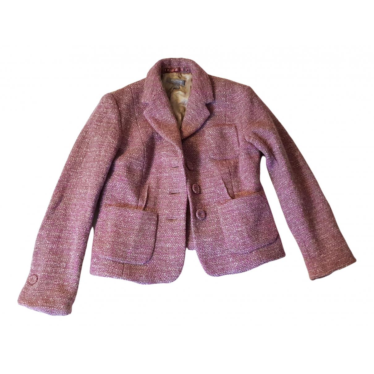 Ann Taylor - Veste   pour femme en laine - rose