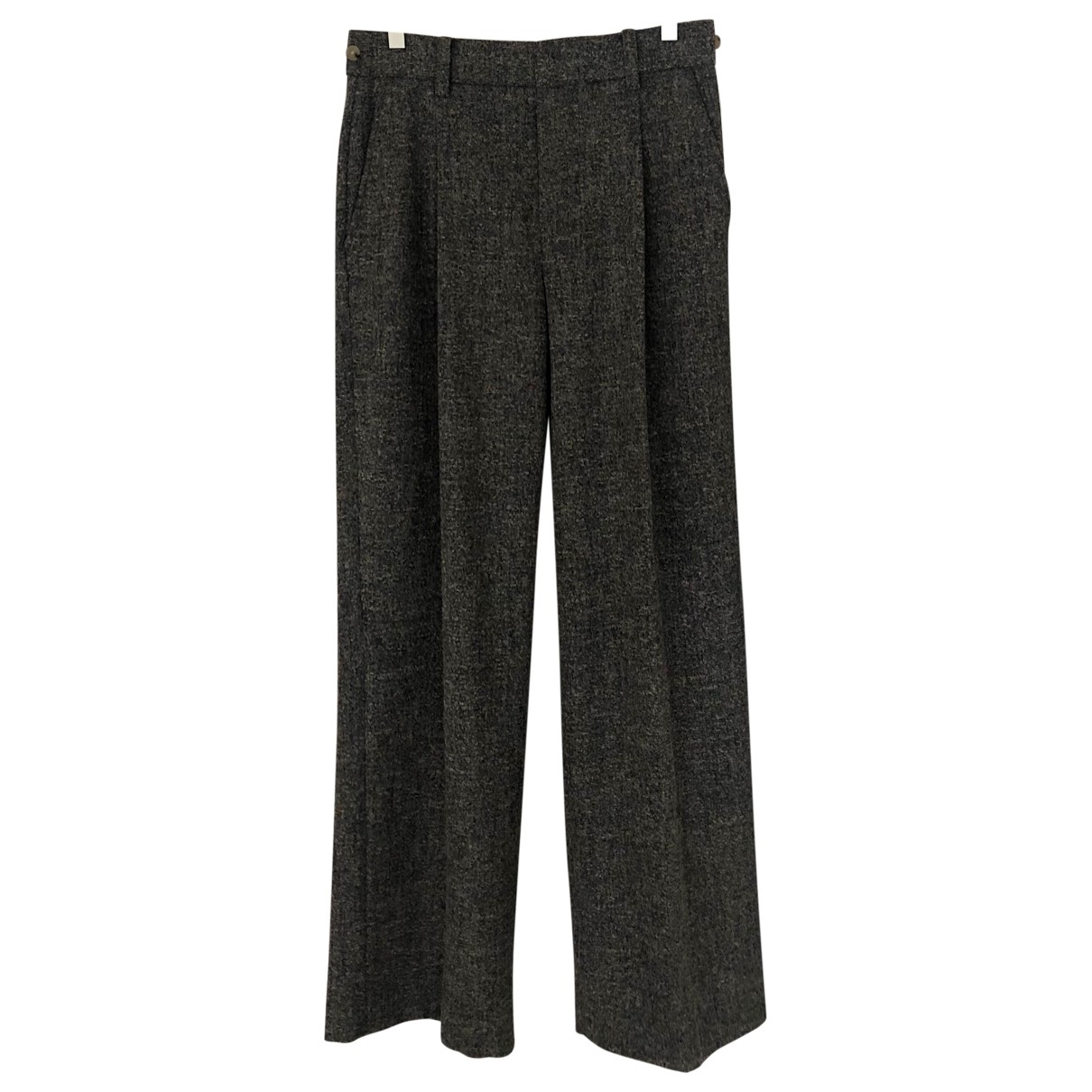 Vince \N Wool Trousers for Women 4 US