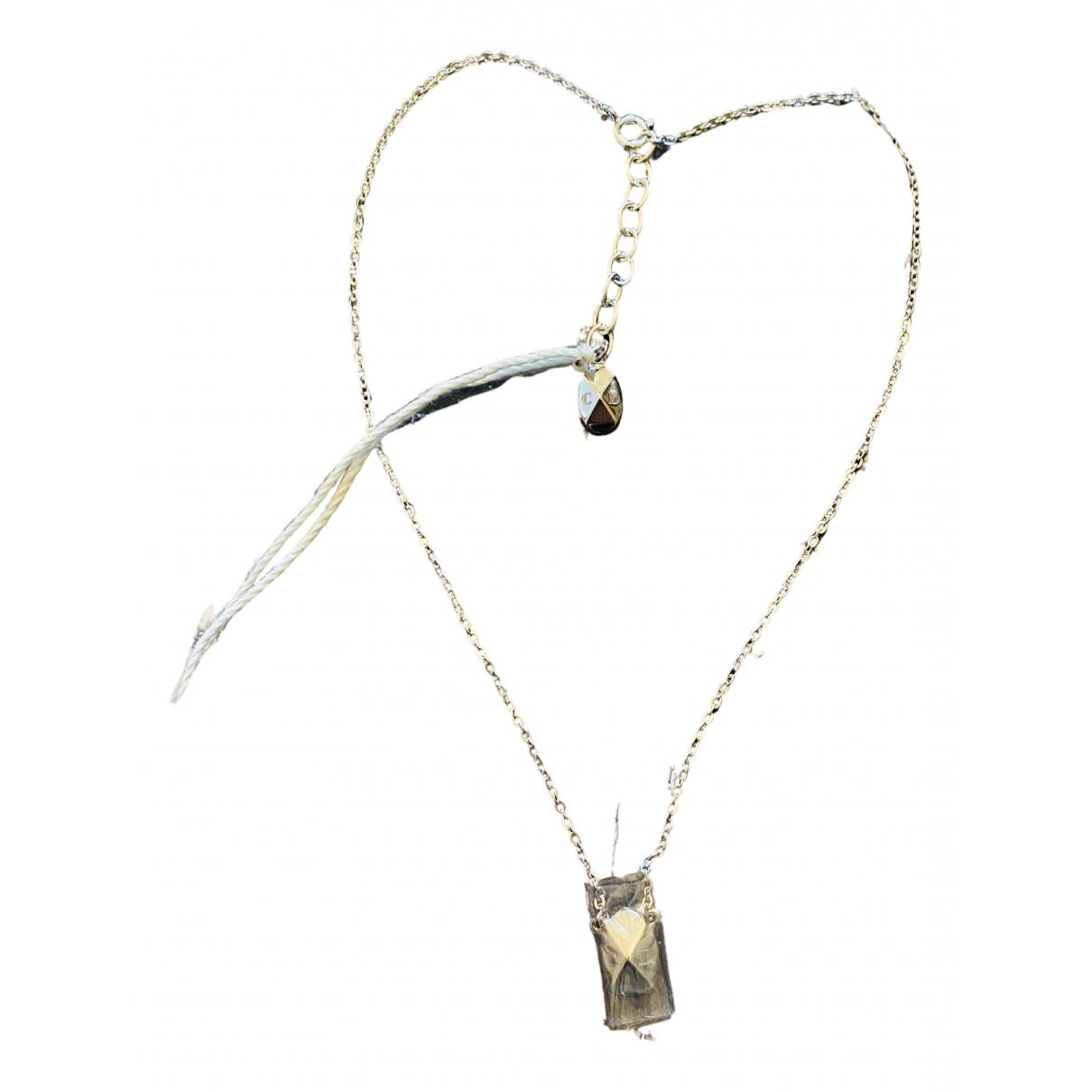Collar de Plata Dior