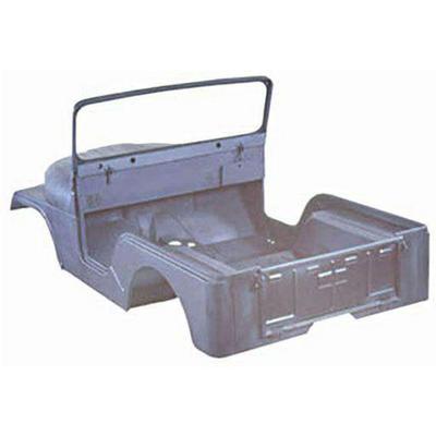 Omix-ADA Steel Body Kit - 12001.12
