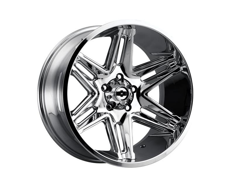 Vision Wheels 363-20050C-25 Razor Wheel 20x10 5x1500x25 CSCHXX Chrome