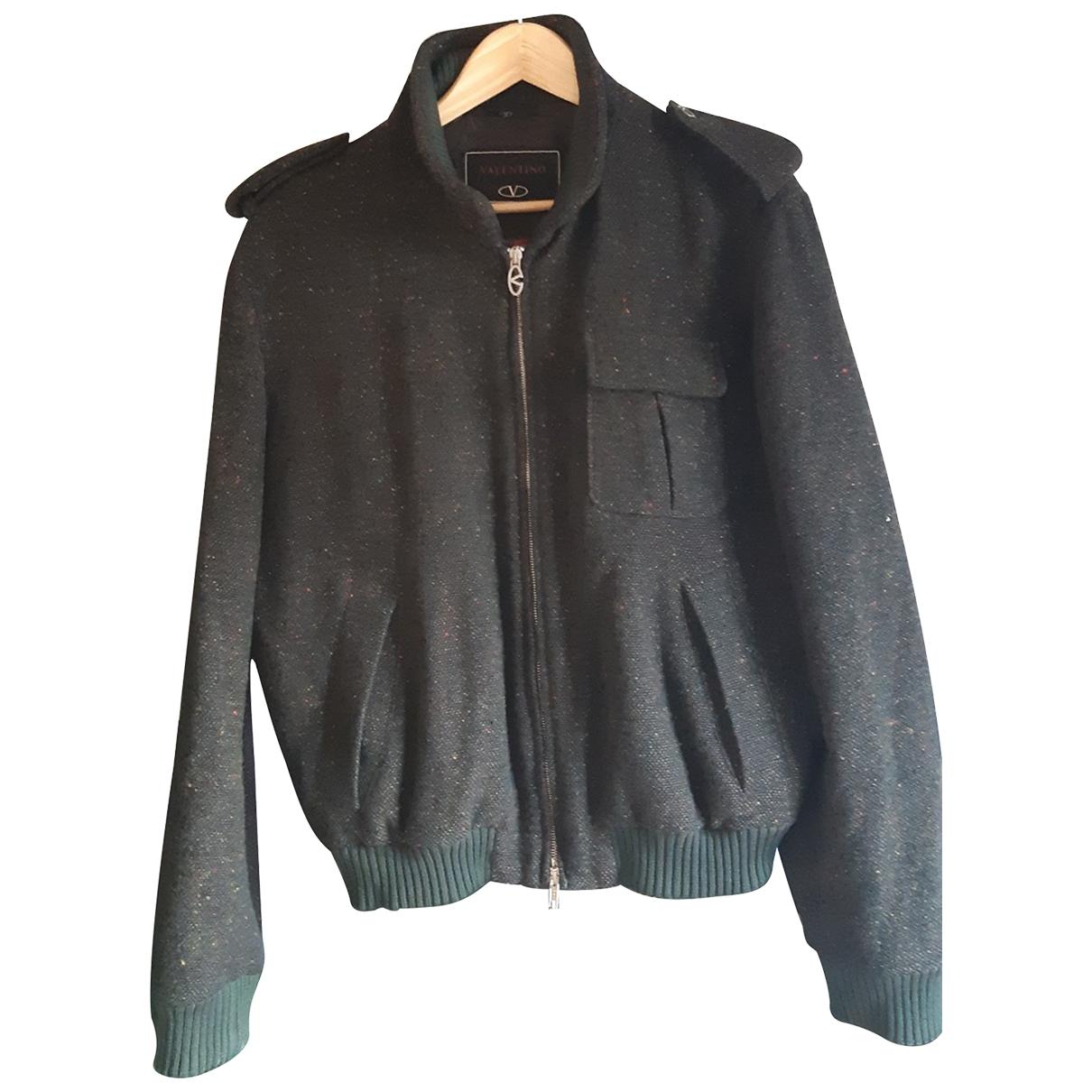 Valentino Garavani \N Brown Wool jacket  for Men M International