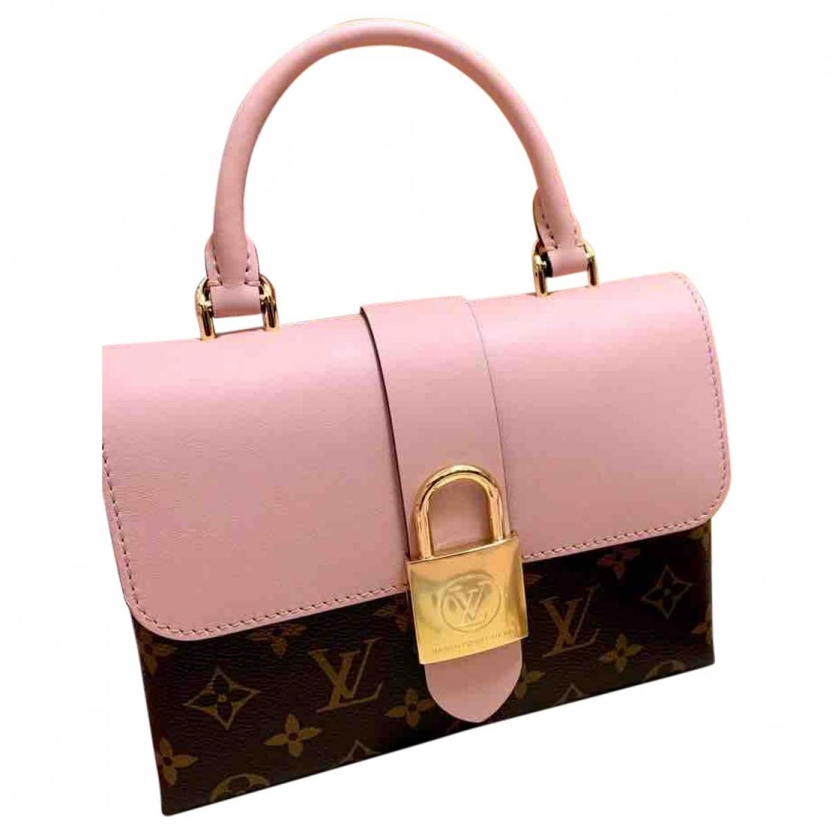 Bolso  Locky BB de Lona Louis Vuitton