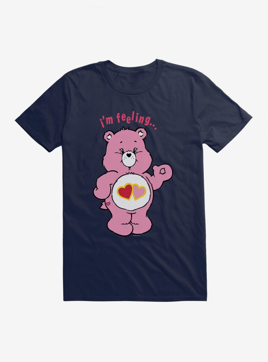 Care Bears Love A Lot Bear T-Shirt