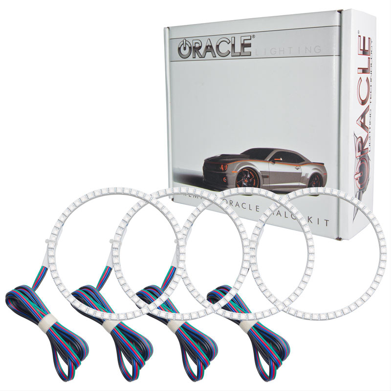 Oracle Lighting 2219-334 Chevrolet Caprice 1991-1996 ORACLE ColorSHIFT Halo Kit