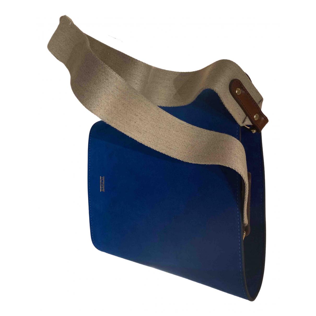 Closed \N Suede handbag for Women \N