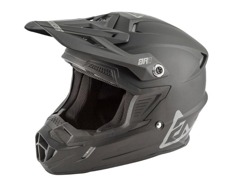 Answer 444436 AR1 Helmet Matte Black MD