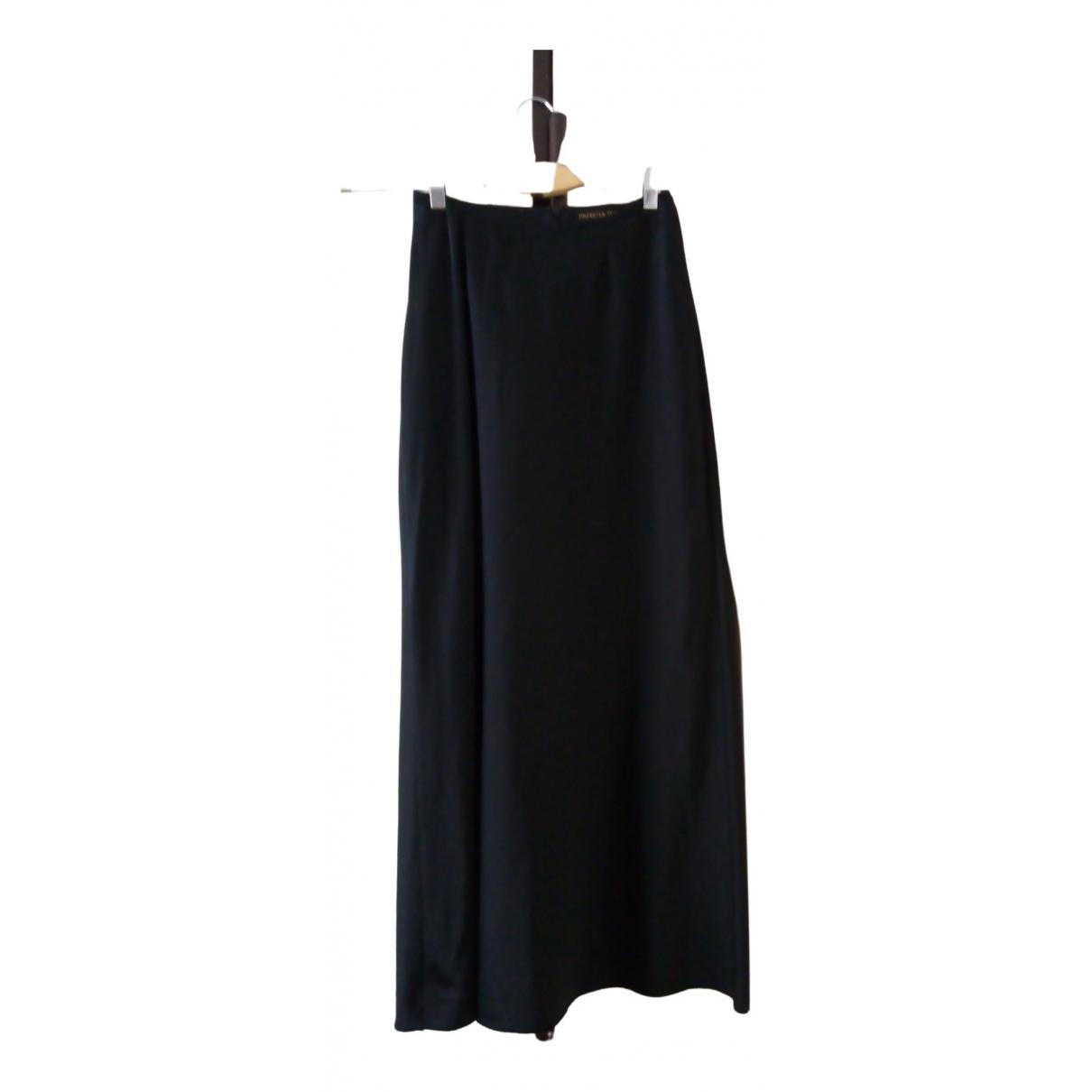 Patrizia Pepe \N Black skirt for Women 40 IT