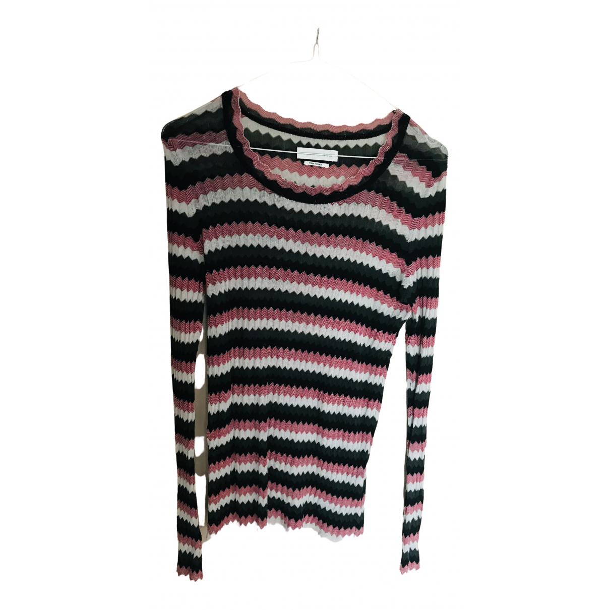 Isabel Marant Etoile - Pull   pour femme en coton - multicolore