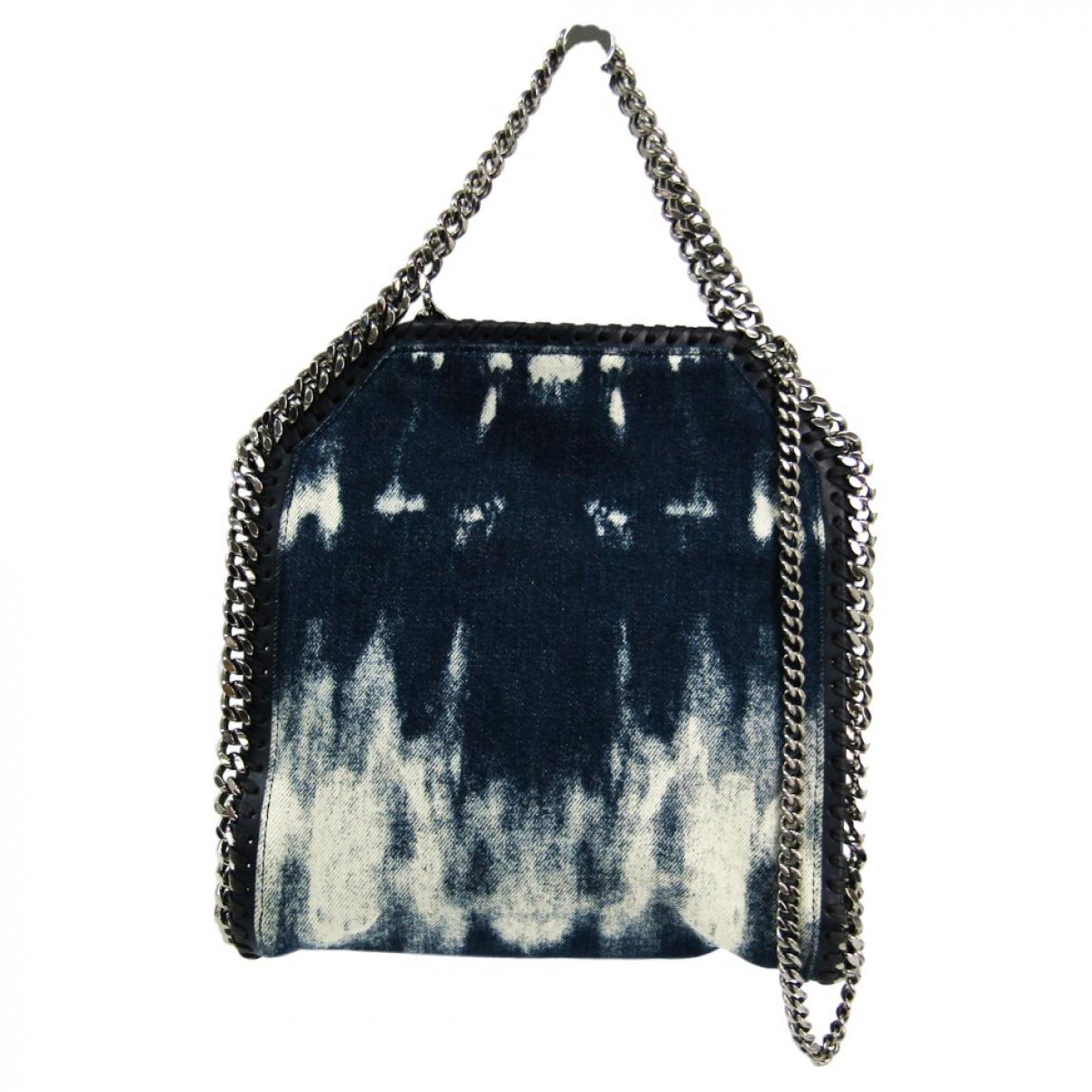 Stella Mccartney Falabella Navy Denim - Jeans handbag for Women \N